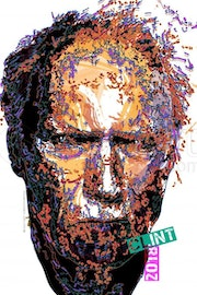 Clint in colors.