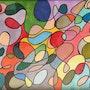Courbes et couleurs 1. Richard Nichanian