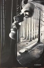 Belle au bois rêvant n°32.