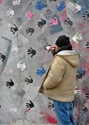 Histoire de mains. Hervé Hameury