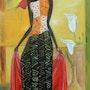 Trois graces d'Afrique. Arina Tcherem