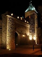 La Porte St-Louis dans le Vieux Québec.