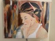 Reflection. Anne-Marie Houillon