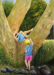 L'arbre aux enfants.