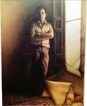 Retrato de Pepe Rebollo.