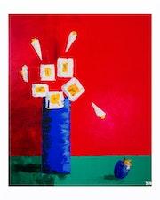 Les Jonquilles et la Pomme Bleue. Bruno Léger