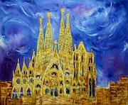 Gaudí y la Sagrada familia..