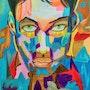 Pop-art. Brigitte Perocheau