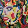Pop art. Brigitte Perocheau