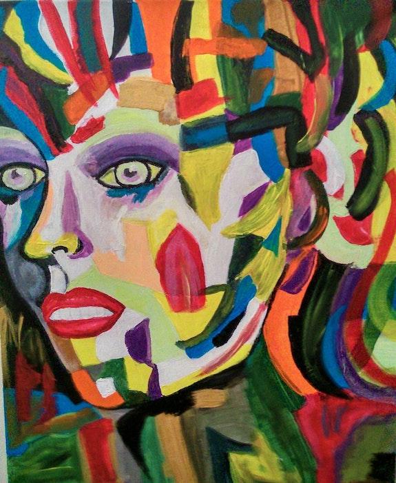 Pop art. Brigitteperocheau Brigitte Perocheau