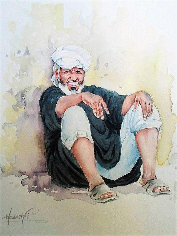 Regard et lumiere. Hanifi Hanifi Abdelkader