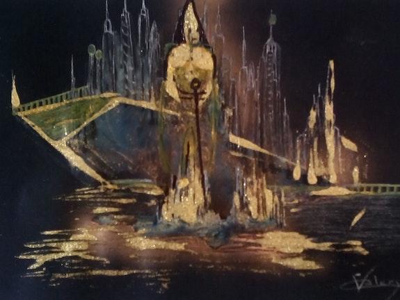Ciudad de. L'emperador. Claude Valéry Claude Valery