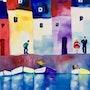 Paysage. Corine Clement