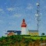 Le phare de aut-onival. Alain Dervillez