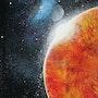 Luminescence -Les mystères de l'Univers. Ghislaine Gabet