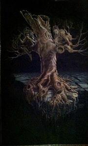 L'arbre. Sanchelea
