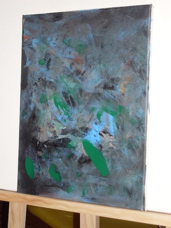 Bleu de cendres. Charles Jeanney Charles Jeanney