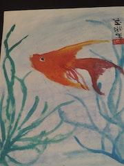 Ziergoldfisch. Jan Condor