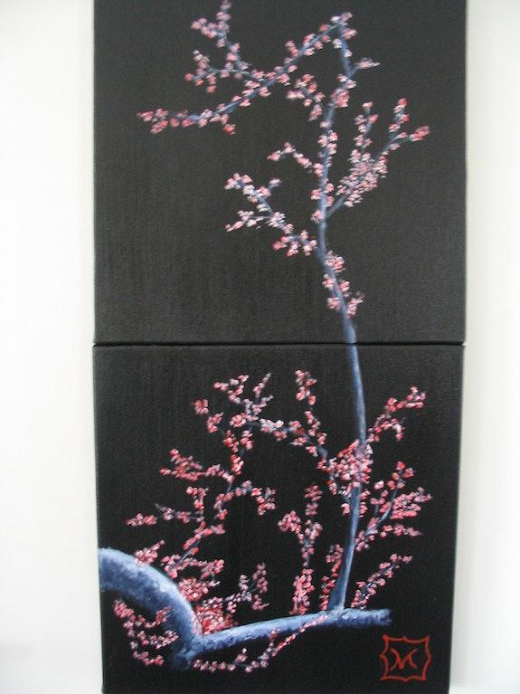 Le réveil des cerisiers. Verbrugghe Marc Verbrugghe
