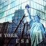 New York, usa. Christian Golay Photographe