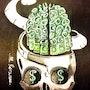 L'argent : de l'homo sapiens à l'homo dépense.. Magali Rousseau