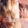La falaise du couchant.
