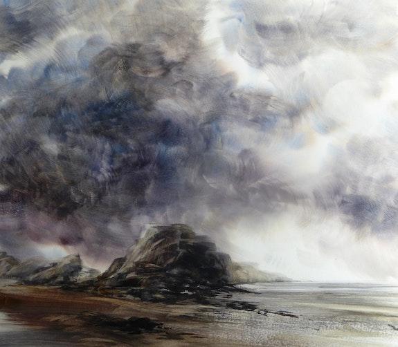 Le cortège des nuées. Anne Huet -Baron Anne Huet Baron
