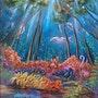 Sous les algues. Sandrine Lamotte