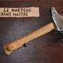 Le marteau sans maître. La Main Bleue