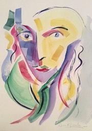 Portrait. David Graham-Clarke