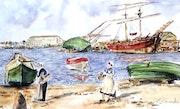 St Malo 1840.