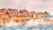 Remparts de St Malo.