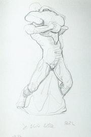 Musée Rodin, Paris: Je suis belle (1997). Hajo Horstmann