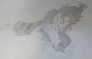 Gogeta «Dragon ball z».