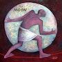 Sisyphus pushing the moon. Rafail
