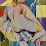 «La Pose». Annie Roudet