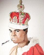 The Greatest, Muhammad Ali.