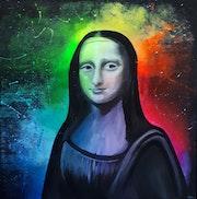 My Mona. Sophie Haldi