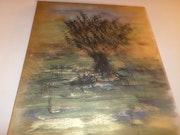 L'arbre seul.