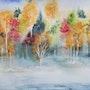 Féérie d'automne. Ewa Rey