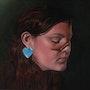 Le coeur turquoise. Jacques Delarousse