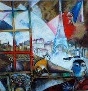 Paris par la fenetre.