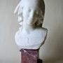 Buste signé Fernand Cian. Marc Menzoyan Antiquités