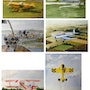 Airplanes. Jean-Pierre Dubreuil