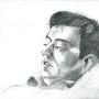 Portrait. Vincent Nabarro