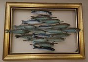 Le banc de poissons.
