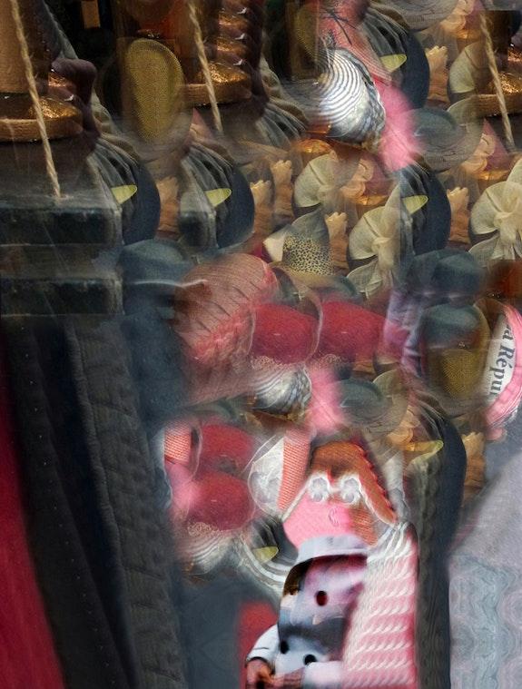 Cappelli in vetrina il creativo. Fausto Manara Fausto Manara