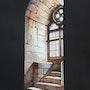Fenêtre d église. James