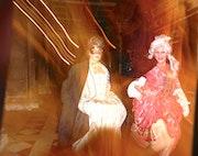 Masques au carnaval de Venise. La Maison Du Livre