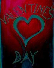 Valentine's Day. Jiri Tichy